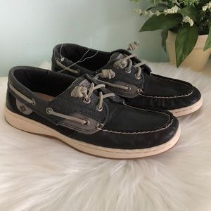 NEW💥SPERRY Topsider Angelfish Boat Shoes Sz 6.5